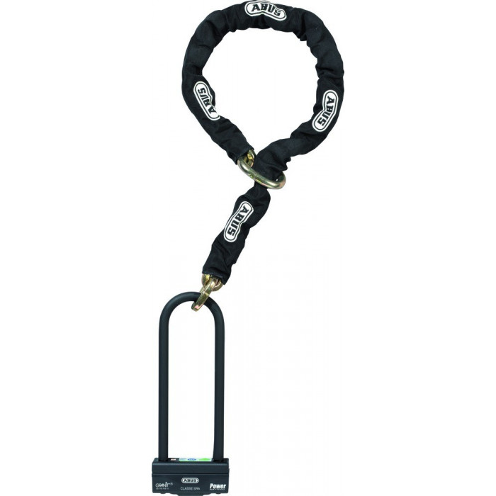 Chaine 120cm + U Abus 58/140HB260