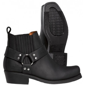 Bottines moto biker Difi Ohio