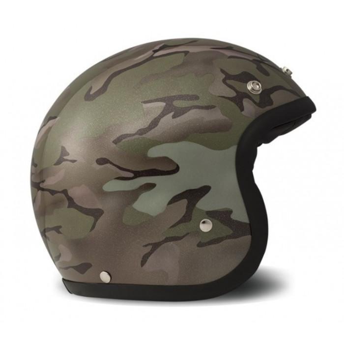 casque dmd vintage military casque moto d co militaire. Black Bedroom Furniture Sets. Home Design Ideas