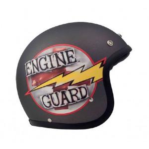 Casque DMD energy - Jet moto vintage