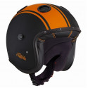 Casque jet été Caberg Doom Legend orange