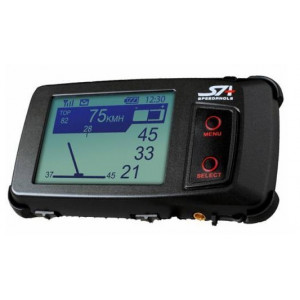 Chronometre gps capteur d'angle speedangle