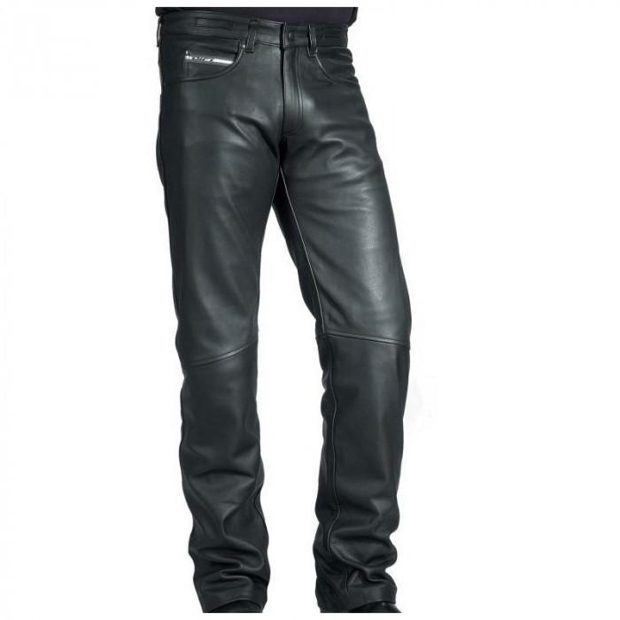 Pantalon en cuir de moto Difi Max