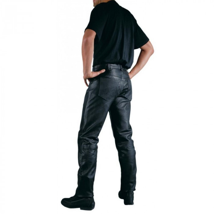 Pantalon cuir de moto Difi Cleveland 2