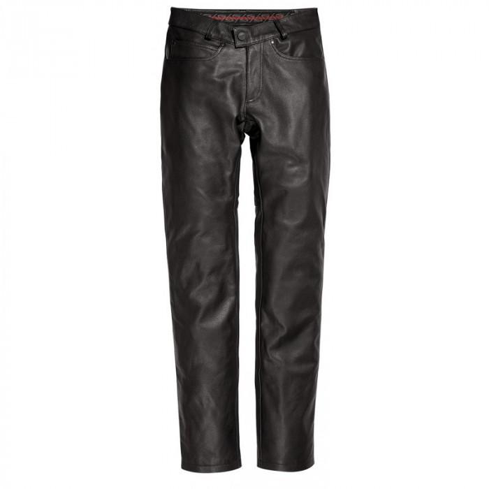 Pantalon jean en cuir Difi Lady Maxime