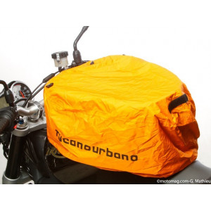 Sacoche réservoir moto Tucano Urbano Enduro 435