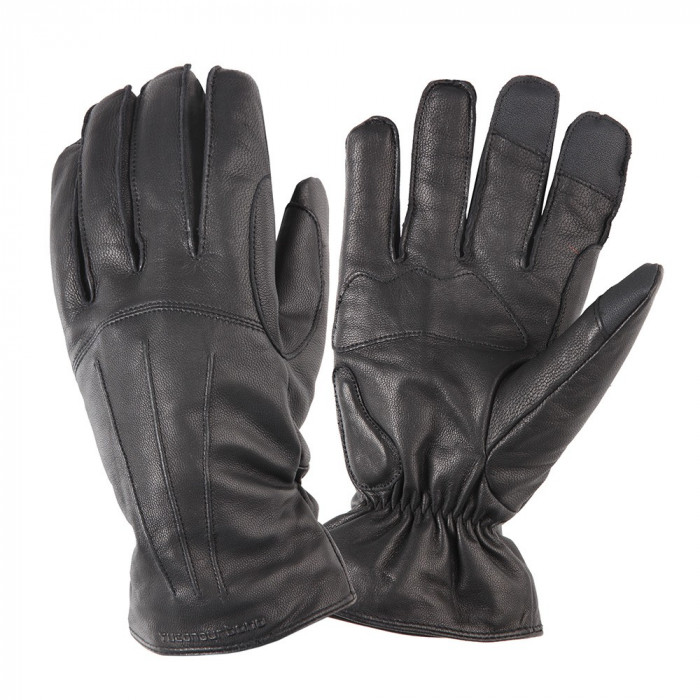Gants scooter cuir Tucano Urbano Softy Icon 951 noir