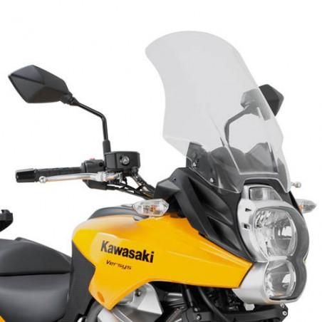 Bulle haute Givi Kawasaki Versys 650