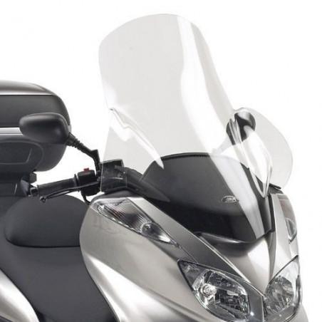 Bulle haute Givi Yamaha Majesty 400