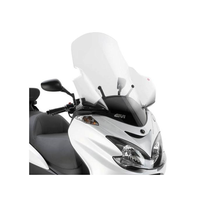 Bulle haute Givi Yamaha Majesty 400 (2009-2014)