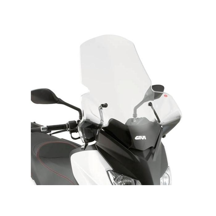Bulle haute Givi Yamaha X-MAX 125/250 (2010-2013)