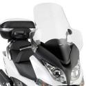 Pare brise scooter Honda SW-T400 (2009-2016)