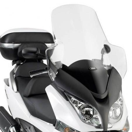 Bulle haute Givi Honda SW-T 400
