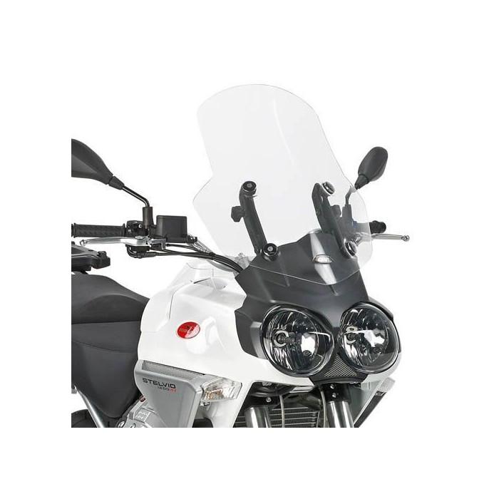 Bulle haute Givi Moto Guzzi Stelvio 1200 (2008-2016)
