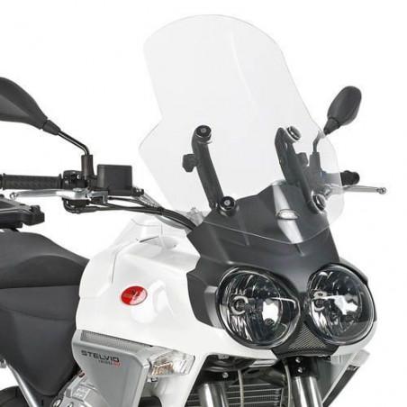 Bulle haute Givi Moto Guzzi Stelvio 1200