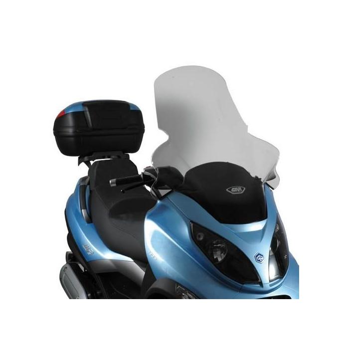 Pare brise haut scooter Piaggio MP3