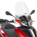 Pare brise haut scooter Piaggio MP3 Yourban