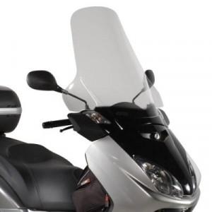 Bulle haute Givi Yamaha X-MAX 125/250 (2005-2009)