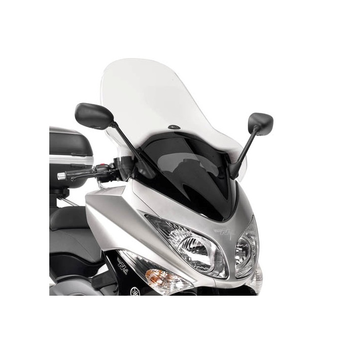 bulle haute givi yamaha t max 500 2008 2011. Black Bedroom Furniture Sets. Home Design Ideas
