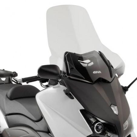 Bulle haute Givi Yamaha TMax 530