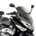 Bulle courte sport noire de Givi Yamaha T-MAX 500 (2008-2011)