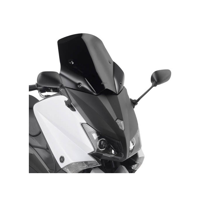 Bulle sport noire Givi Yamaha T-MAX 530 (2012-2016)