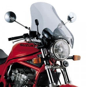 Bulle haute moto naked universelle A650