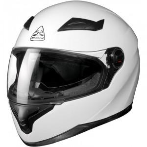 Casque moto integral Bayard SP-56 S blanc