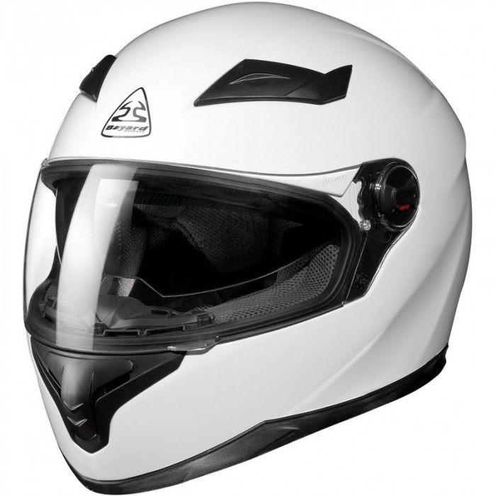 Casque moto integral Bayard SP-56 S blanc