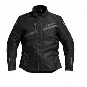 Veste moto Difi Phantom noir/noir