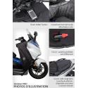 Tablier scooter Yamaha X-Max 300 (2017) R190 Tucano Urbano
