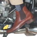 Protège chaussure du selecteur moto Tucano Foot On 314