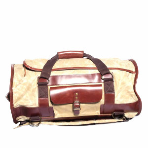 Sac voyage By City Dakar vintage