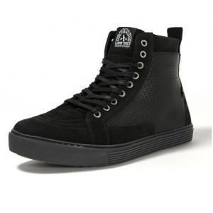 Chaussures John Doe Neo Black de moto