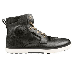 Chaussures John Doe Riding Shifter de moto en cuir