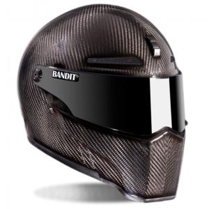 Casque Bandit Alien II Carbone moto street fighter