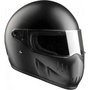 Casque Bandit EXX noir mat moto streetfighter