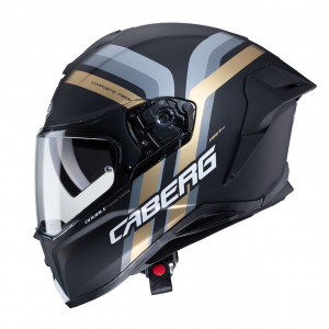 Casque Caberg Drift Evo Vertical noir or