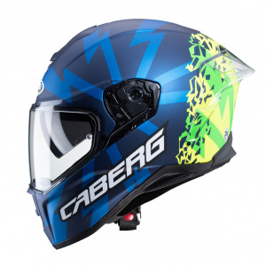 Casque Caberg Drift Evo Storm bleu