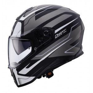 Casque Caberg Drift Shadow noir gris