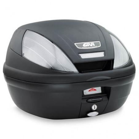 Top case Givi E370 noir tech (39 litres)