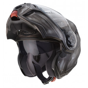 Casque Caberg Droid Iron modulable moto scooter
