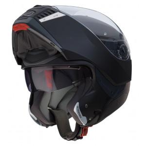 Casque Caberg Sintesi noir mat grande taille modulable moto