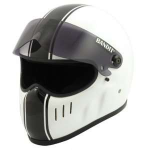 Casque bandit XXR classic moto dragster street fighter