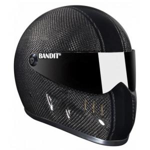 Casque bandit XXr race carbon moto dragster street fighter