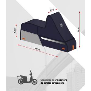 Housse de protection petit scooter Tucano Urbano 216PRO