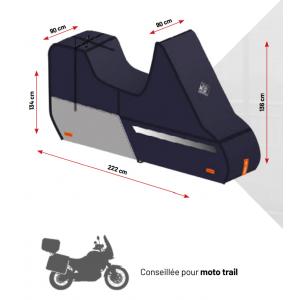 Housse moto haute trail Tucano Urbano 222 PRO
