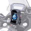 Support Iphone 5/4/4S pour guidon Givi S955