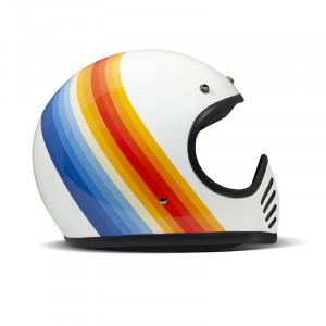 Casque DMD 75 seventy five eighty integral moto vintage 1