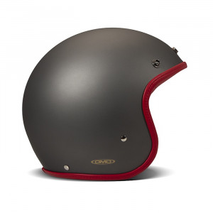 Casque Dmd vintage Oro Mosca jet scooter moto 1